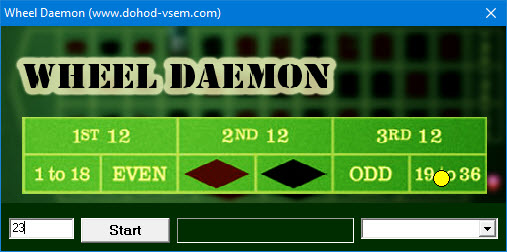 Скачать Wheel Daemon 1.0 бесплатно
